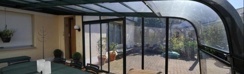 Couverture de terrassse