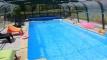 piscine + abri haut