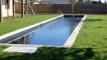 Forme couloir de nage