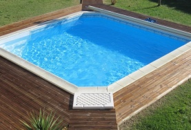 Aquadiscount piscines en kit abris piscine s curit for Piscine coque carre