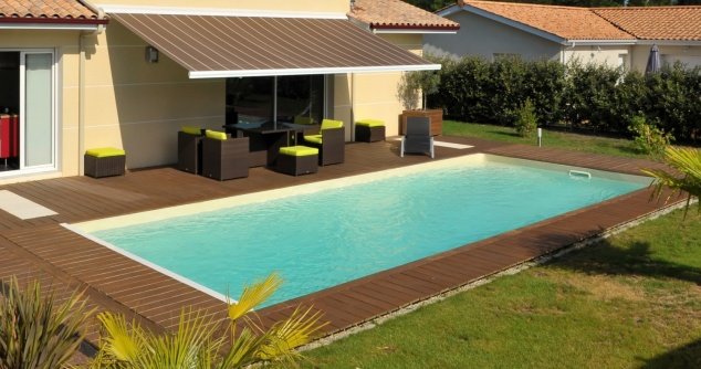 Les promos de piscines for Coque piscine 5x2