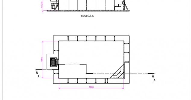 Destockages piscines Prix piscine 4x6