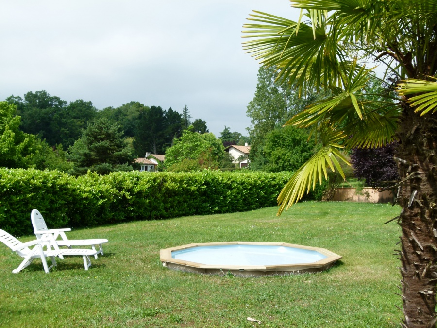 Piscine hors sol for Piscine enterrable